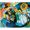 Image 1 : All Saints I 1911 - Kandinsky - Limited Edition on Canvas