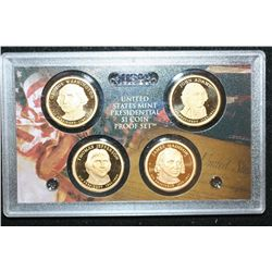 2007 US Mint Presidential $1 Proof Set
