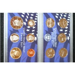 2004-S US Mint Proof Set W/State Quarter Proof Set