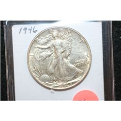 1946 Walking Liberty Half Dollar