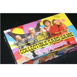 "Austin Powers Collectible Card Game ""The Spy Who Shagged Me""; Rated PG13 (Not for the Kids) 30 Eleve"