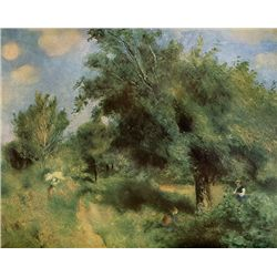 The English Peartree - Renoir - Limited Edition on Canvas