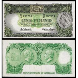 Commonwealth of Australia, 1961 -- 65 issue.