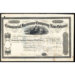 Commercial Insurance Company of New Orleans Issued Stock.