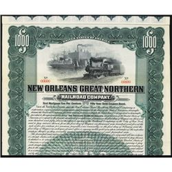 New Orleans Great Northern Specimen Bond.