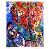 Image 1 : Marc Chagall  Signed Limited Edition - The Lovers