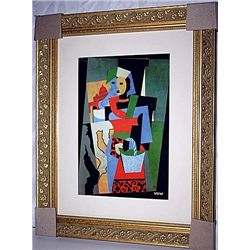 Picasso  Limited Edition - Italian Woman