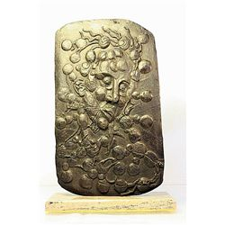 Salvador Dali Enchanting Original, limited Edition Bronze - Galatea of the Spheres