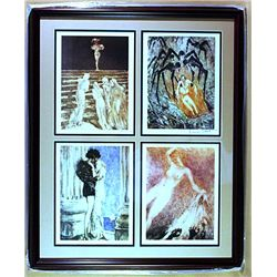 Louis Icart Original Litographs