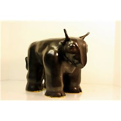 Botero   Original limited Edition Bronze Sculpture -  COW