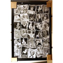 Marilyn Monroe Collage Poster
