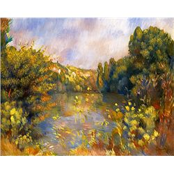 Painting - Renoir - Limited Edition on Canvas