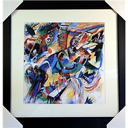 Wassily Kandinsky Limited Edition-Improvisational Gorge