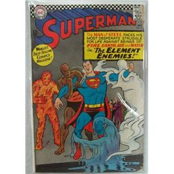 DC Superman #190 - October 1966