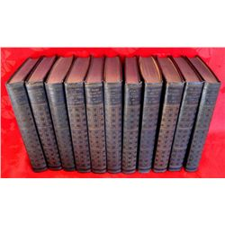 11 – 1933 H.G. Wells Hardcover Series Books