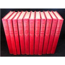 11 – 1901 Little Masterpiece Hardcover Books