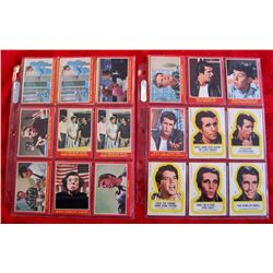 30 - 1976 O-Pee-Chee Happy Days Trading Cards