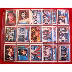 46 - 1978 Sgt Peppers Lonely Hearts Trading Cards