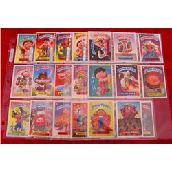 Lot of 80 -1986 Garbage Pail Kids Trading Cards