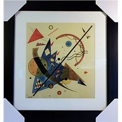 Wassily Kandinsky Limited Edition-Arch and Point