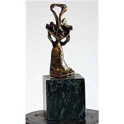 Dali Signed Limited Edition Bronze - Ama de Llaves