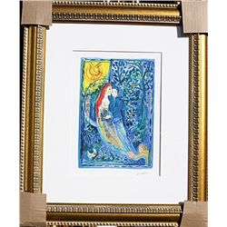 Wedding  - Chagall - Limited Edition