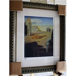 Salvador Dali Signed Limited Edition - Shades Of Night Descending