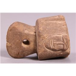 Micmac pipe   Mississippian/protohistoric  period, etc.