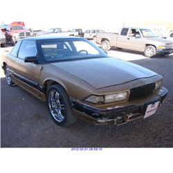 1994 - BUICK REGAL GS 3800 SPORT