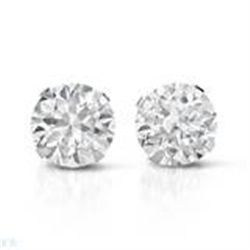 Sterling Silver Earrings with Beautiful Cubic Zirconia