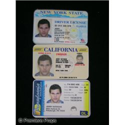 Abduction Nathan (Taylor Lautner) Hero Props