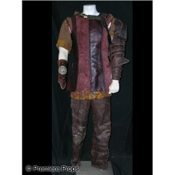 Camelot King Arthur (Jamie Campbell) Hero Costume