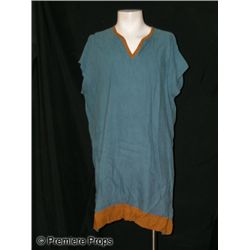 Camelot Knight 'Fabindia' Long Tunic - Blue / Orange