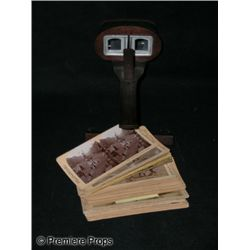 Vintage Stereograph & Cards