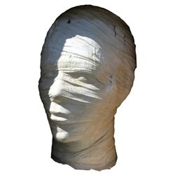 Immortals Screen Used Large Mummy Head