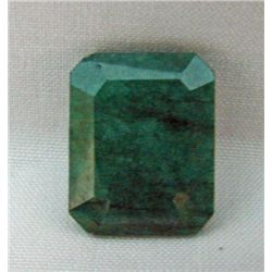 Gorgeous 38.15 Ct Natural Brazilian Emerald RPEX75