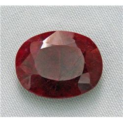 25.15 Ct Natural Red Ruby Gemstone RPEX72