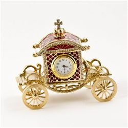 Coach Jewelry Trinket Box
