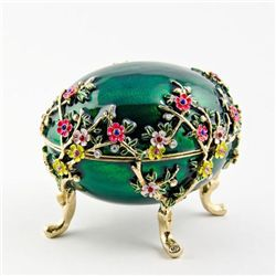 Kelch Apple Blossom Faberge Egg