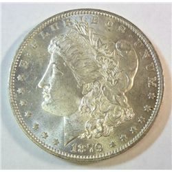 1879O Morgan $  MS62