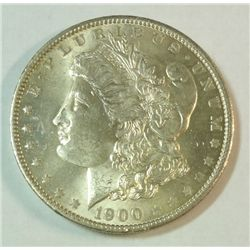 1900O Morgan $  MS62
