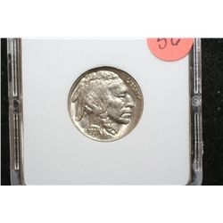 1937 Buffalo Nickel, MCPCG Graded MS63