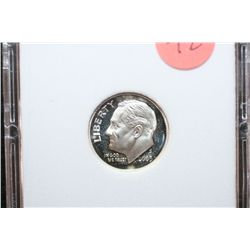 2005-S Roosevelt Dime, MCPCG Graded PF70