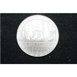 "2010 US ""They Stood Up for Us"" Disabled Commerative $1 Coin"