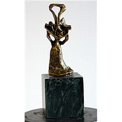 Dali Original Signed Limited Edition Bronze - Ama de Llaves