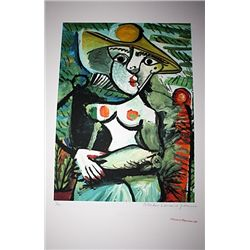 Limited Edition Picasso - Unknown Title - Collection Domaine Picasso