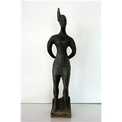 Naldeman  Original, limited Edition  Bronze Sculpture