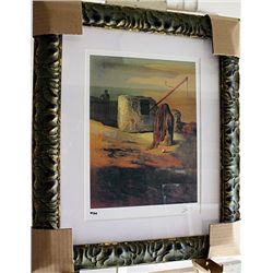 Salvador Dali Signed Limited Edition - The Alert