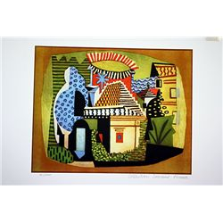 Picasso Limited Edition - Landscape - from Collection Domaine Picasso