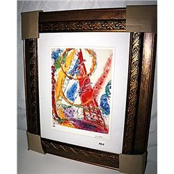 Chagall   Limited Edition - Circus 524
